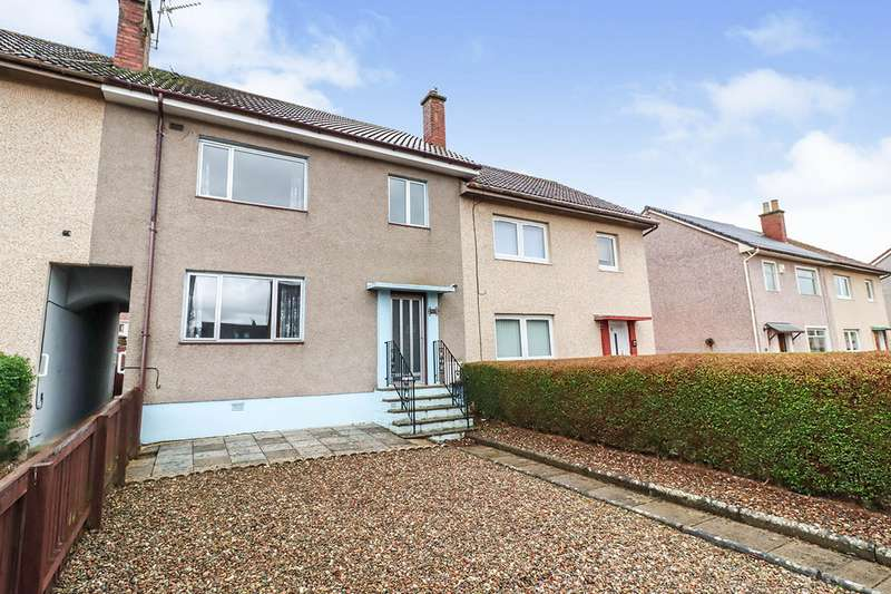 3 Bedrooms House for sale in Sythrum Crescent, Glenrothes, Fife, KY7