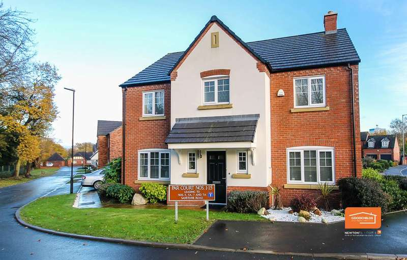 5 Bedrooms Detached House for sale in Par Court, Bloxwich, Walsall