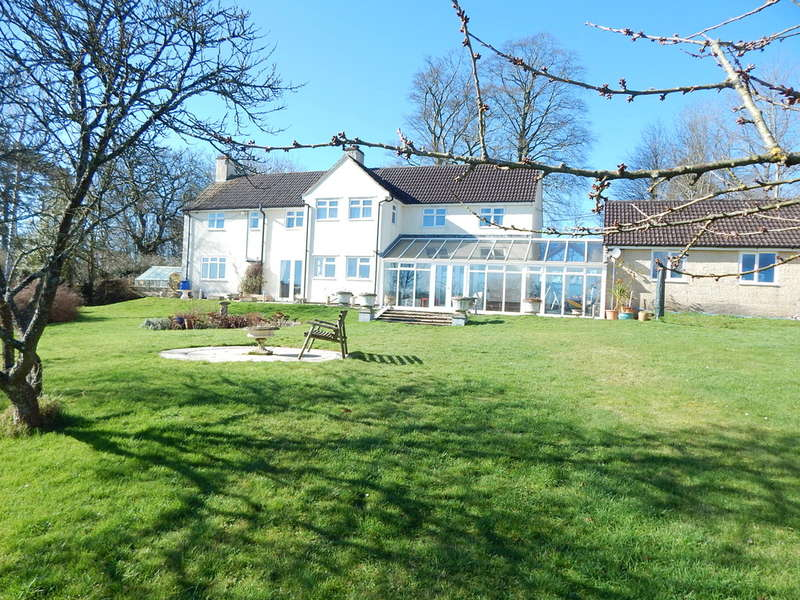 5 Bedrooms Detached House for sale in Coombe Hill, Bruton