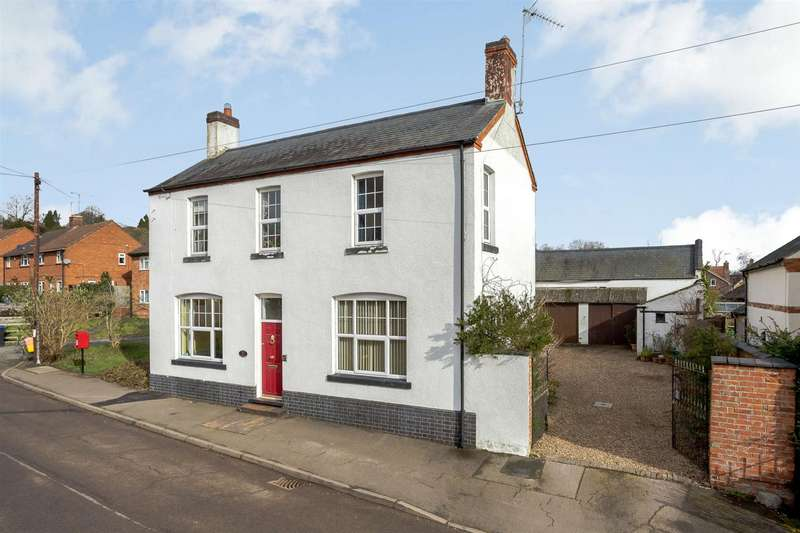 4 Bedrooms Semi Detached House for sale in Welton, Daventry, Northamptonshire