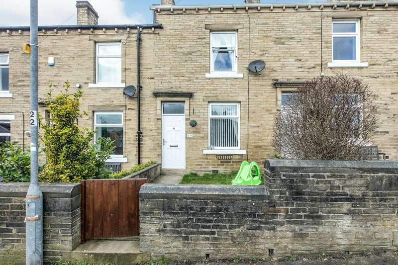 2 Bedrooms Terraced House for sale in Bracken Road, Brighouse, West Yorkshire, HD6