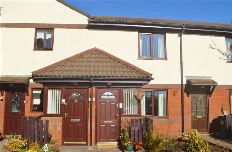 2 Bedrooms Flat for sale in Devonshire Court, Chorley