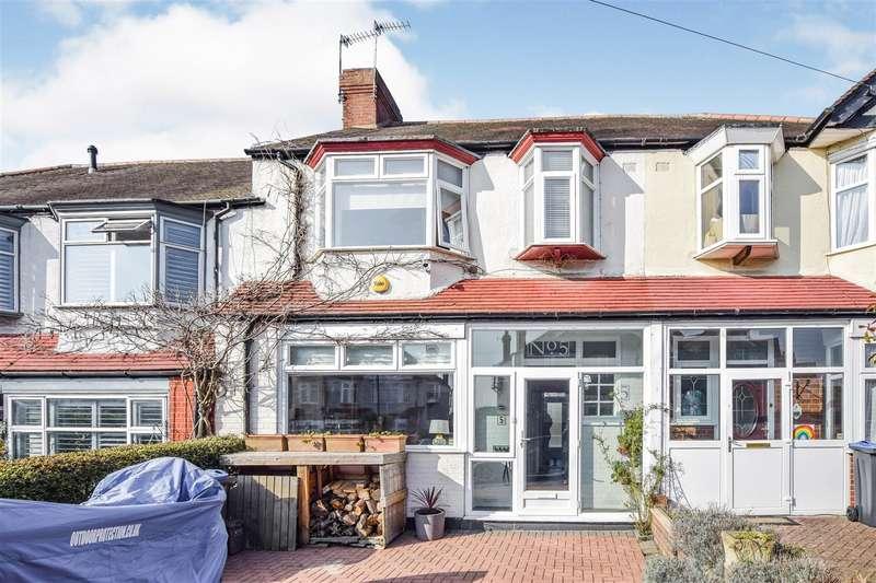 4 Bedrooms House for sale in Eastway, Morden