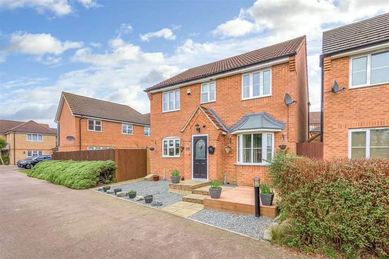 4 Bedrooms Detached House for sale in Halifax Road, Spilsby