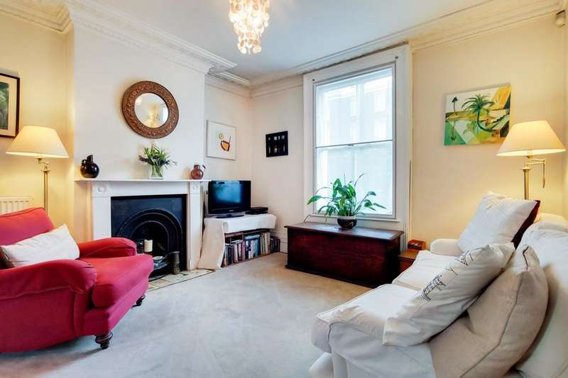 3 Bedrooms House for sale in Camberwell New Road, London SE5