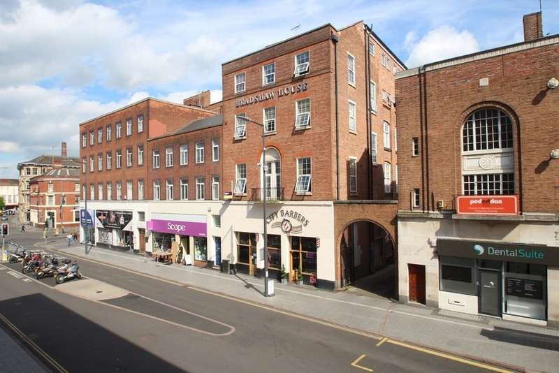 1 Bedroom Flat for sale in Rutland Street, City Centre, LE1