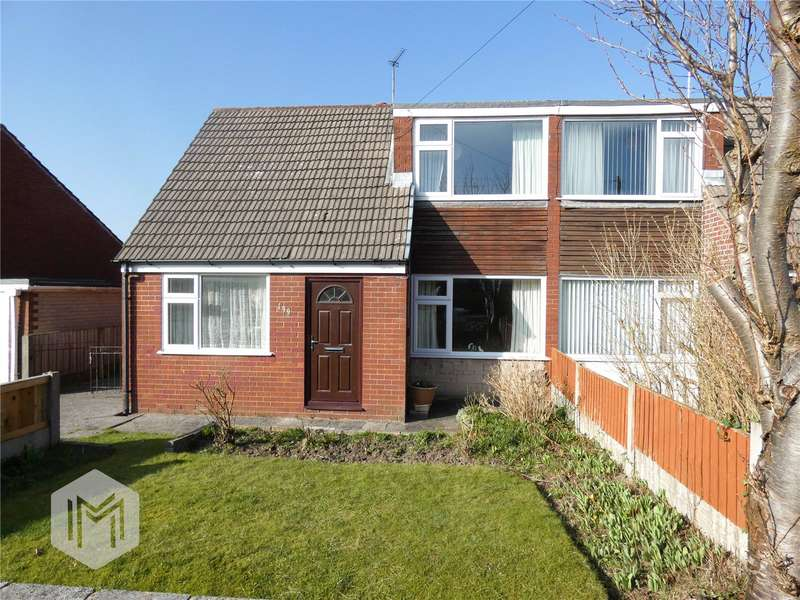 3 Bedrooms Semi Detached House for sale in West Park Avenue, Ashton-on-Ribble, Preston, PR2