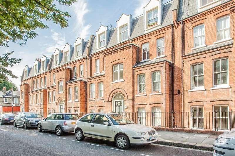 2 Bedrooms Flat for sale in Westville Road, Shepherd's Bush, London, W12 9PS