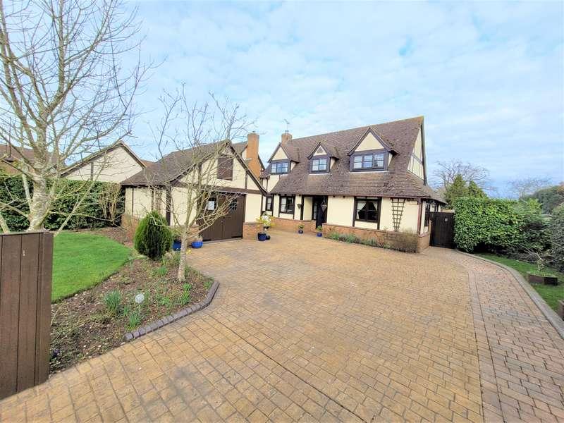 3 Bedrooms Detached House for sale in Watmore Lane, Winnersh, Wokingham, RG41 5LG