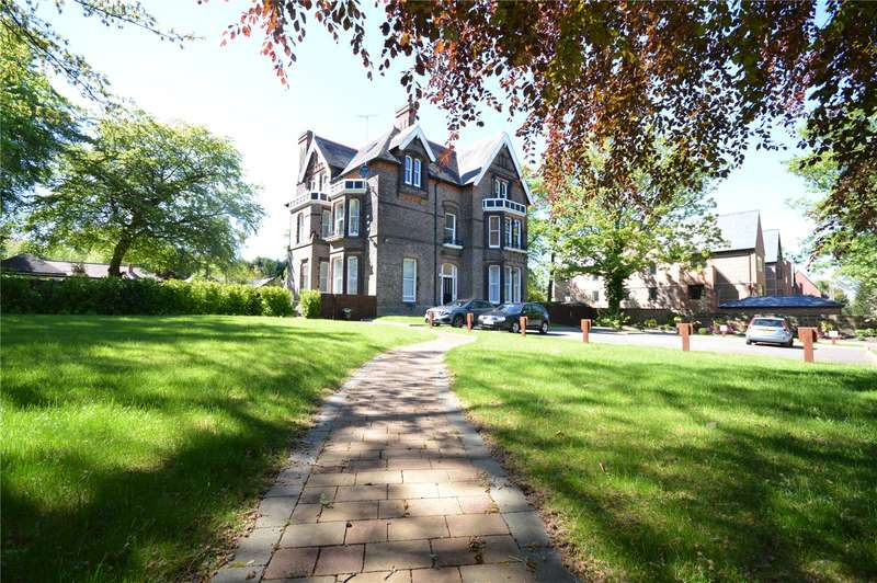 3 Bedrooms Apartment Flat for sale in Lyndhurst Road, Mossley Hill, Liverpool, L18