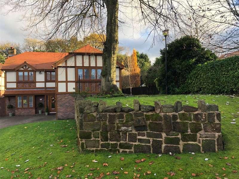 5 Bedrooms Detached House for sale in Ingleholme Gardens, Eccleston Park, Prescot, L34