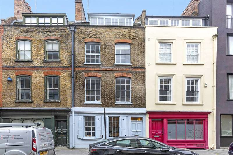 6 Bedrooms House for sale in Britton Street, London, EC1M