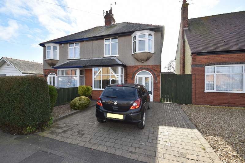 3 Bedrooms Semi Detached House for sale in Church Lane, Winthorpe, PE25