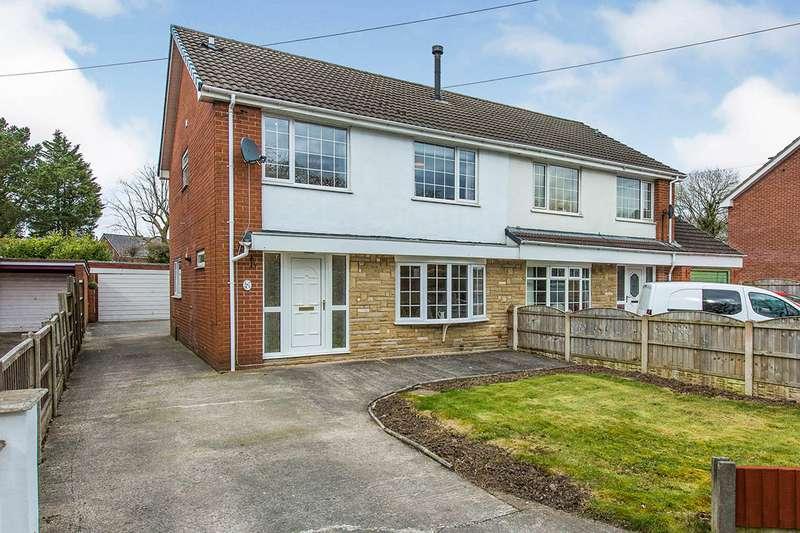 4 Bedrooms Semi Detached House for sale in Chapel Lane, Longton, Preston, PR4
