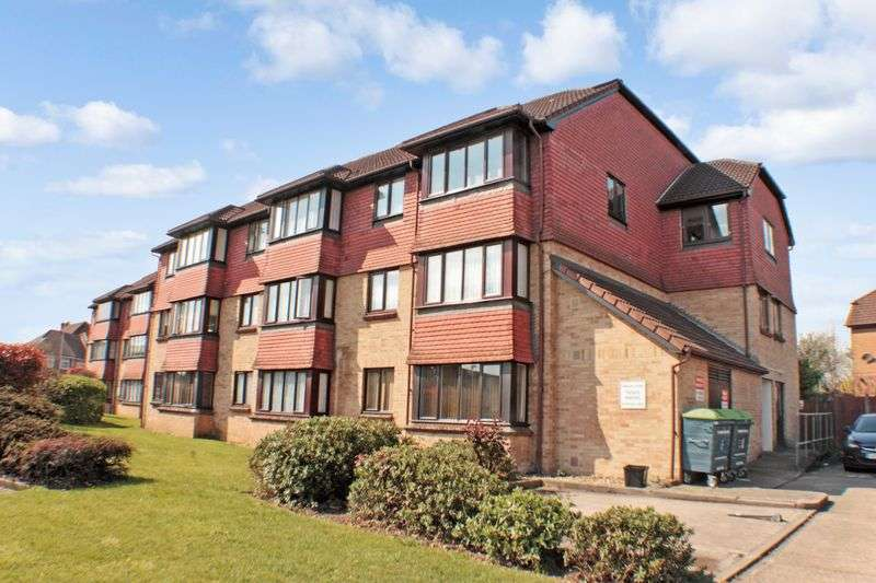 1 Bedroom Property for sale in Anglia Court, Dagenham, RM8 1SW