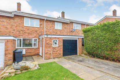 3 Bedrooms Terraced House for sale in Plane Tree Close, Gamlingay, Sandy, Cambridgeshire