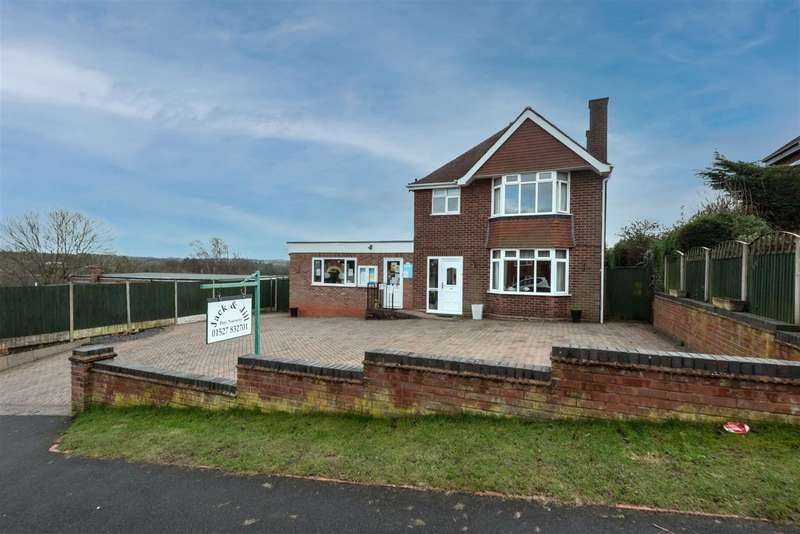 3 Bedrooms Detached House for sale in Millfield Road, Hill Top Bromsgrove