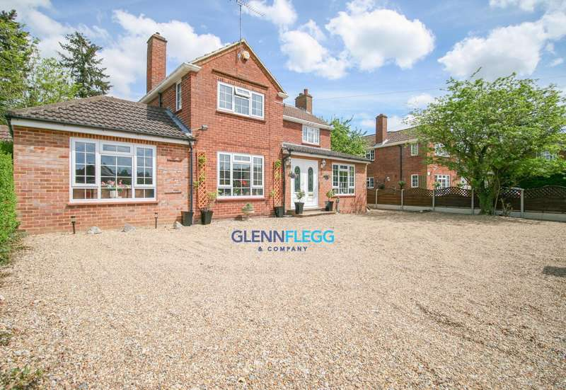 4 Bedrooms Detached House for sale in North Burnham With Annexe