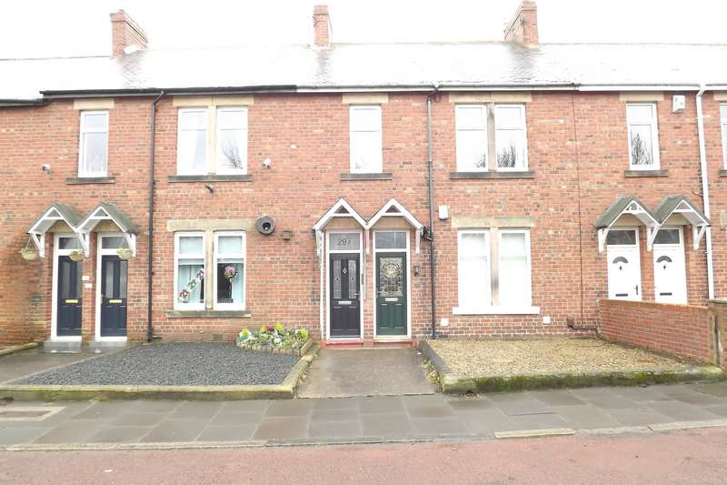 2 Bedrooms Flat for rent in Salters Road, Gosforth
