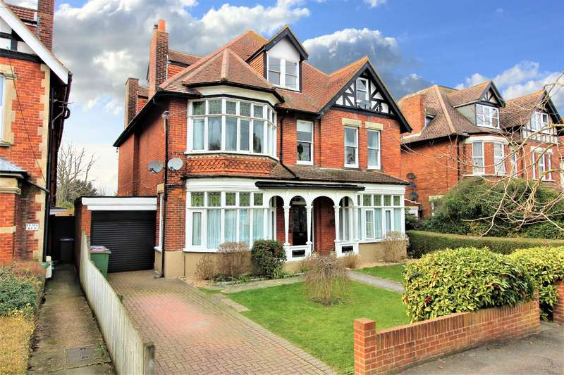 4 Bedrooms Unique Property for sale in Julian Road, Folkestone, Kent, CT19 5HP