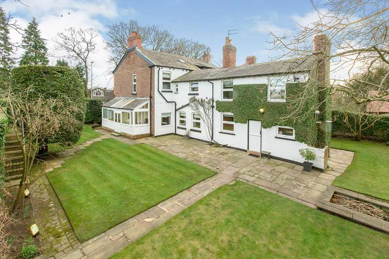 4 Bedrooms Detached House for sale in Park Lane, Macclesfield, Cheshire, SK11