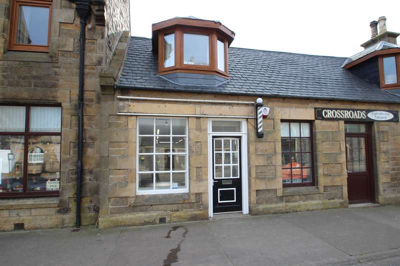 Hairdresser / Barber Shop Commercial for sale in West Church Street, Buckie, AB56