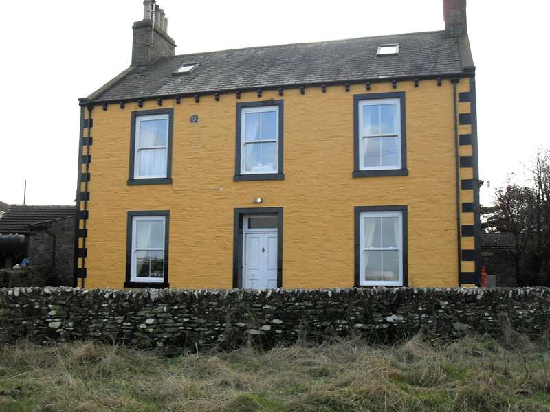 7 Bedrooms Guest House Commercial for sale in St John Street, Whithorn, Newton Stewart, DG8
