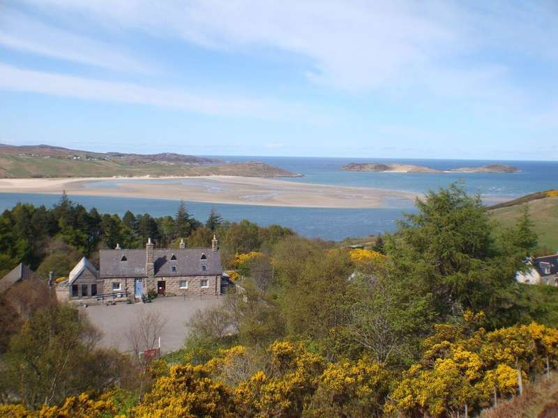 3 Bedrooms Cafe Commercial for sale in Woodend, Tongue, Lairg, IV27