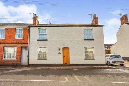 3 Bedrooms End Of Terrace House for sale in The Banks, Sileby, Loughborough, Leicestershire