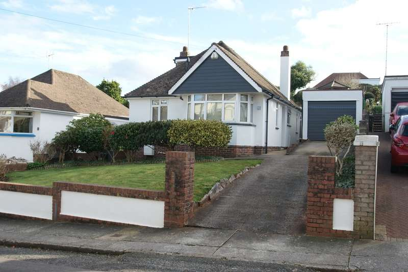 2 Bedrooms Detached Bungalow for sale in Barcombe Road | Paignton
