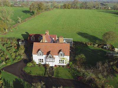 5 Bedrooms House for sale in Croxden, Uttoxeter, Staffordshire