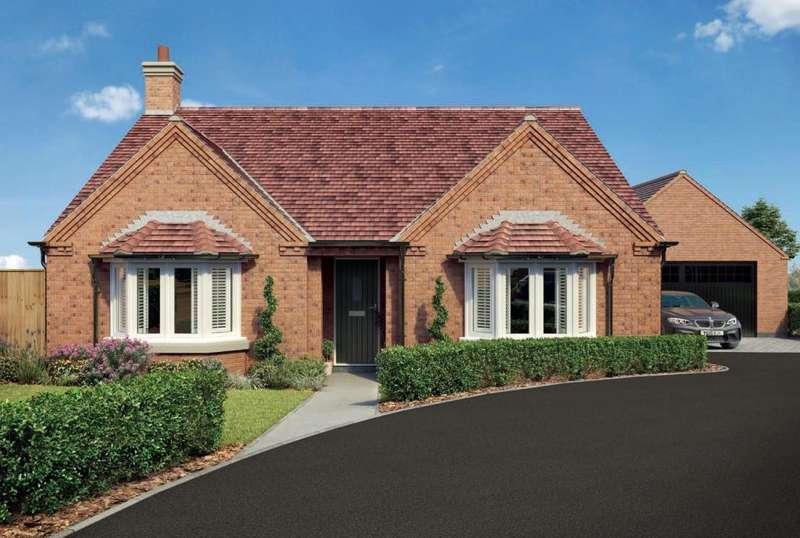 3 Bedrooms Detached Bungalow for sale in Worthington Lane, Newbold Coleorton,LE67 8PJ