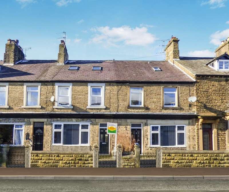 4 Bedrooms Terraced House for sale in 3 Craven Terrace, Settle