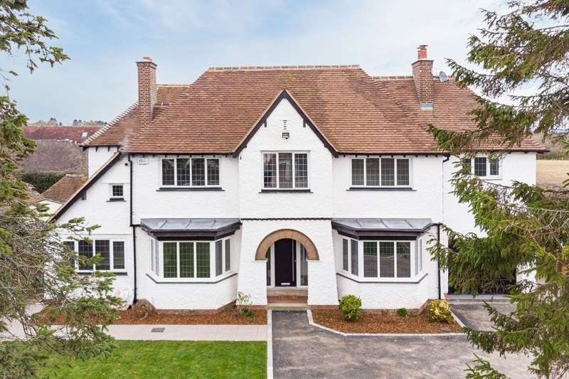 5 Bedrooms Detached House for sale in Kenilworth Road, Knowle