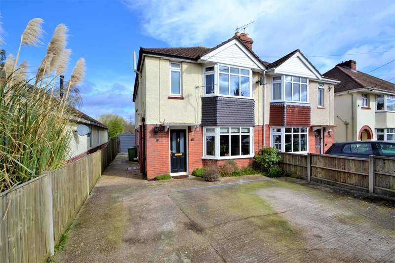 4 Bedrooms Semi Detached House for sale in Chandlers Ford