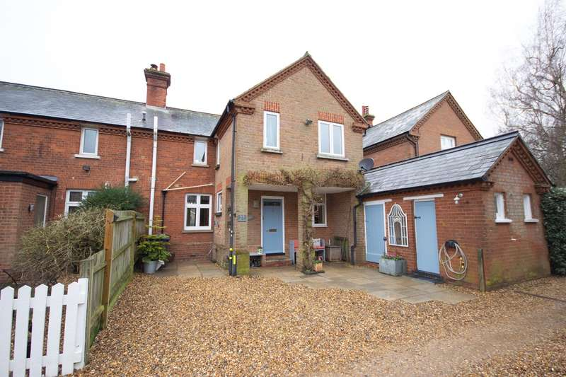 4 Bedrooms Terraced House for sale in Church End, Steppingley, Bedfordshire, MK45