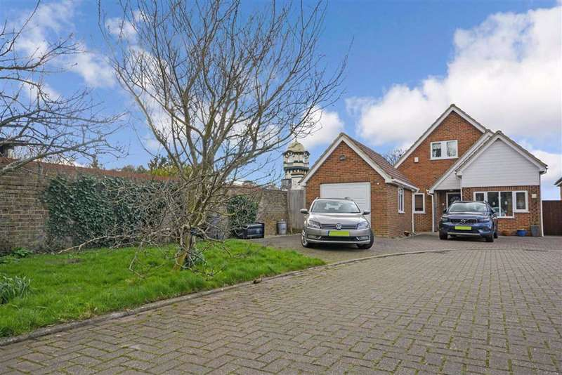 4 Bedrooms Detached House for sale in Orchard End, Ramsgate, Kent