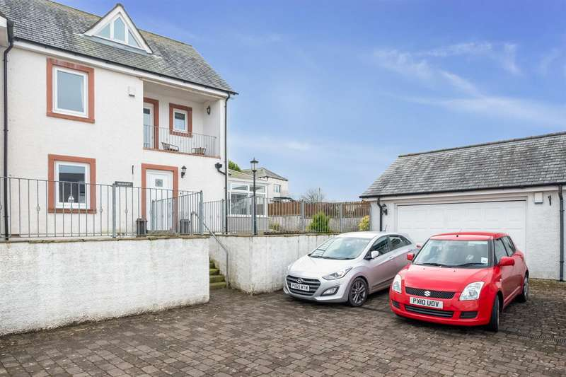 3 Bedrooms Semi Detached House for sale in Eastlands Farm, Crosby, Maryport