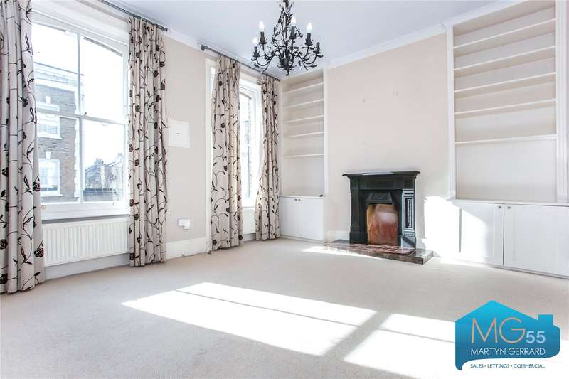 2 Bedrooms Apartment Flat for sale in Ascham Street, Kentish Town, London, NW5