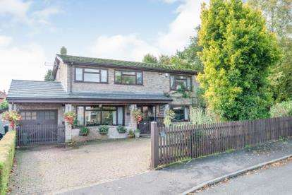 5 Bedrooms Detached House for sale in Griston, Thetford