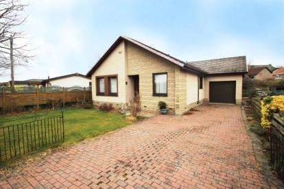 3 Bedrooms Bungalow for sale in Meadow Road, Leuchars