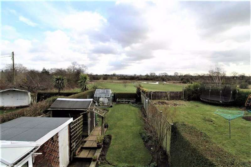 3 Bedrooms Terraced House for sale in Townfield Road, Knutsford, Cheshire