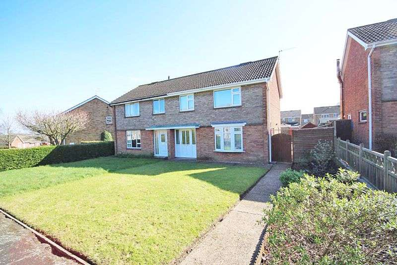 3 Bedrooms Property for sale in BLENHEIM CLOSE, LOUTH