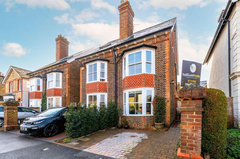 4 Bedrooms House for sale in Shrewsbury Road, RH1