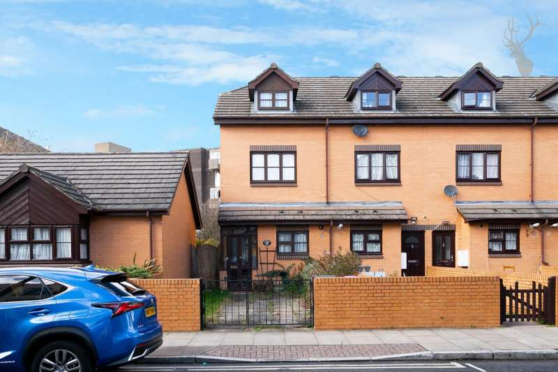 3 Bedrooms End Of Terrace House for sale in Wrights Road, London