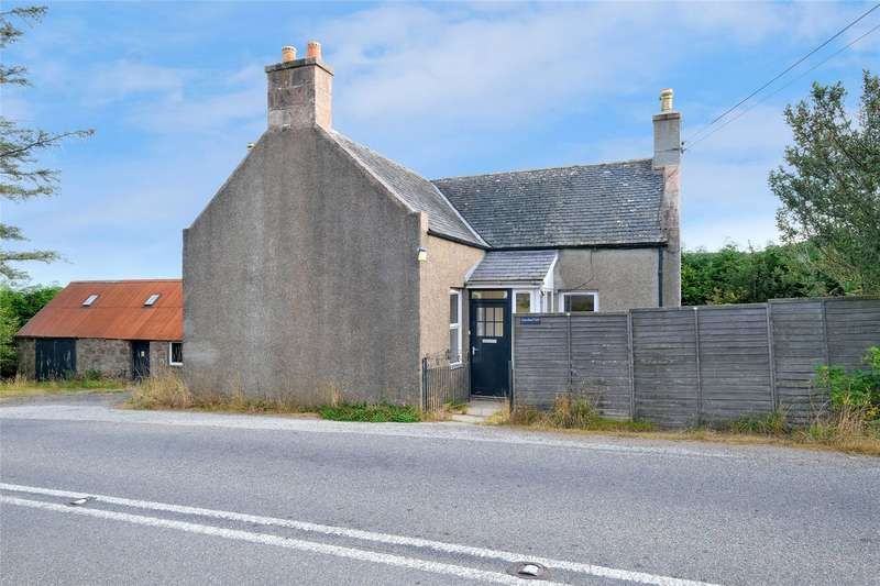 2 Bedrooms Detached House for sale in Darnford Toll, Durris, Banchory, Aberdeenshire, AB31