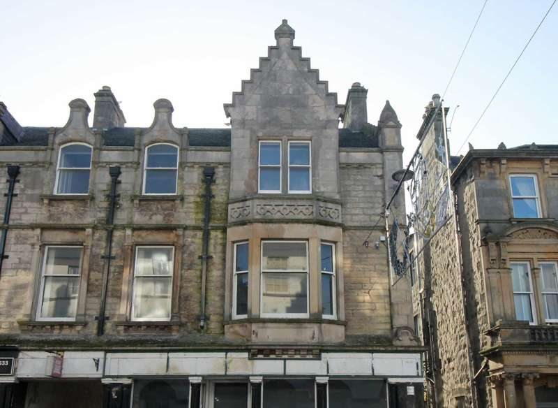 2 Bedrooms Block Of Apartments Flat for sale in Moray Place, Nairn
