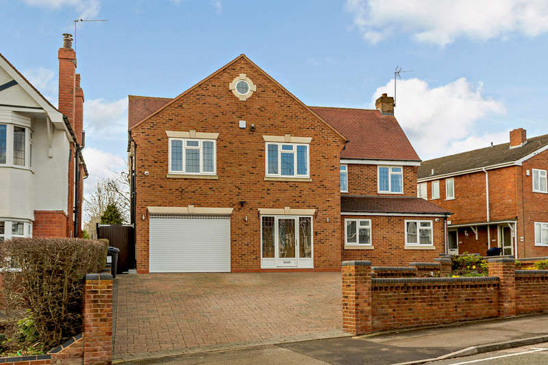 5 Bedrooms Detached House for sale in Maney Hill Road , Sutton Coldfield, B72 1JW