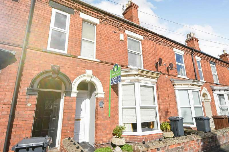 2 Bedrooms House for sale in Foster Street, Lincoln, Lincolnshire, LN5