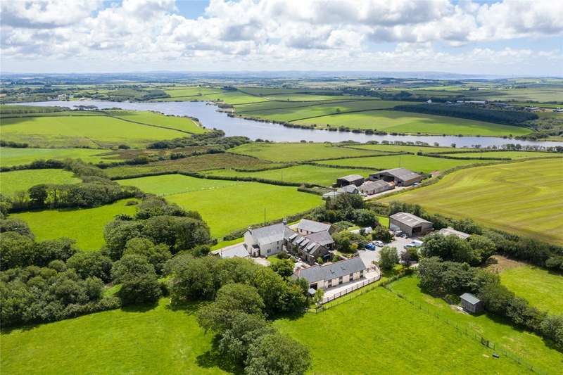 12 Bedrooms Equestrian Facility Character Property for sale in Near, Bradworthy, Holsworthy, EX22